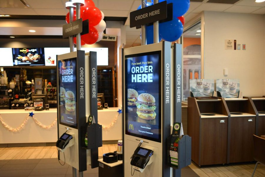 Neirad Mcdonald S New Kiosk System The Overthinking Of