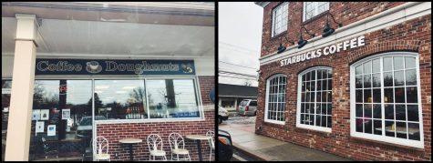 Darien Doughnut or Starbucks?: The Coffee Controversy