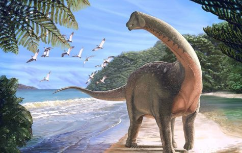 Mansourasaurus shinae: Research Will Never Die