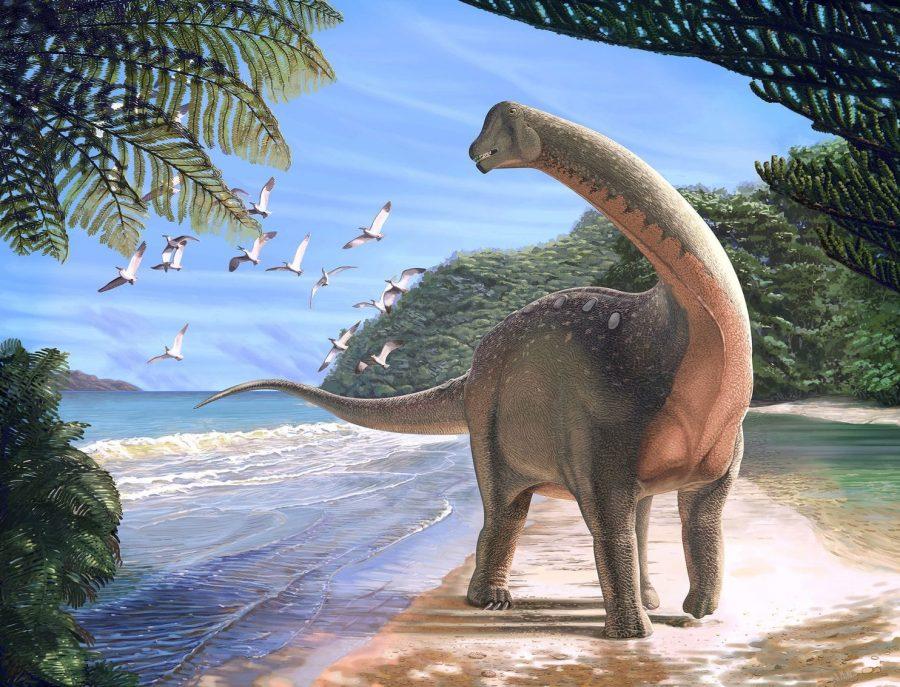 Mansourasaurus shinae: Research Will Never Die