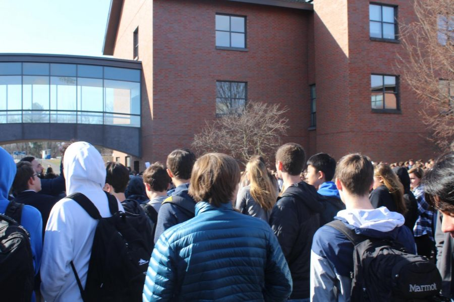 A March For Our Lives: Darien High School Joins the Movement