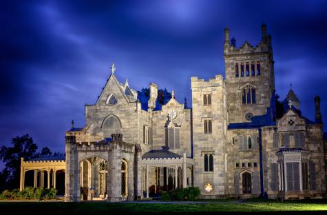 Lyndhurst Mansion, Tarrytown NY, courtesy of  Visit Sleepy Hollow