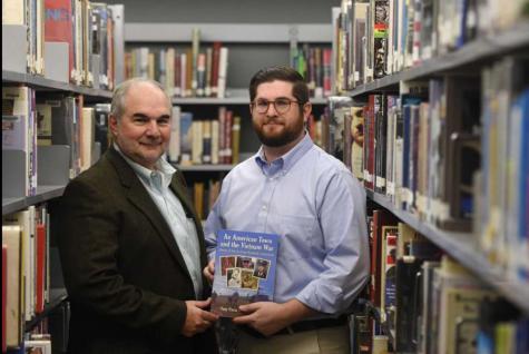 DHS Teacher Matt Pavia Publishes Book - Signing Tomorrow Night at Darien Public Library