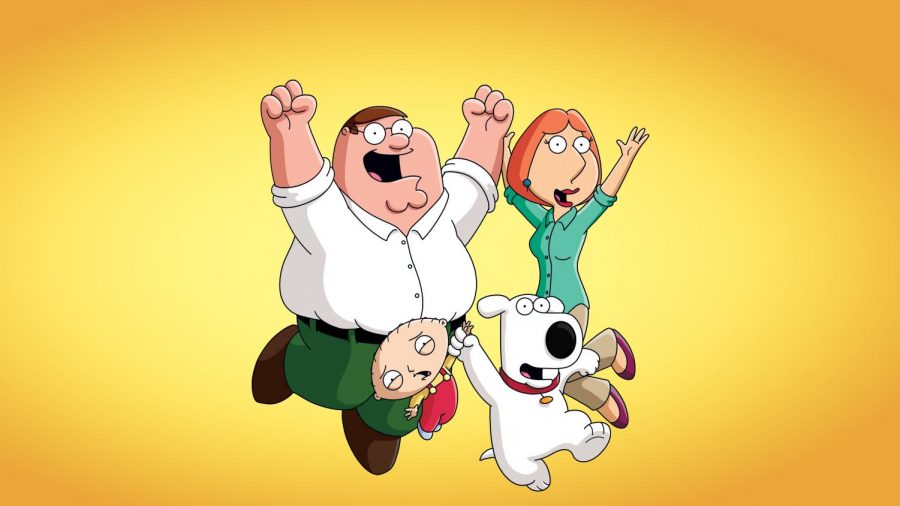 Family Guy Title Picture