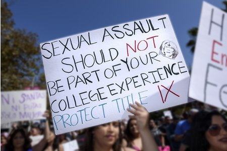 Title IX has been ignored by college educators and more and more student survivors are not getting the recognition they need.