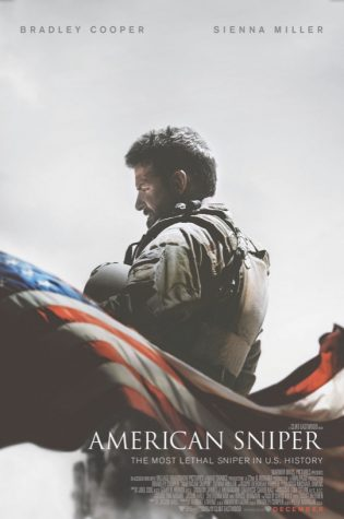 The cover photo of American Sniper