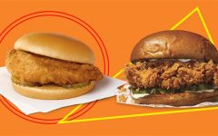 What to Eat This Weekend: DHS' Favorite Chicken Sandwich??
