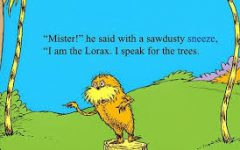 Monday, September 23: The Lorax