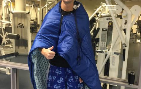 Homecoming Spirit Week Day 1: Pajama Day!