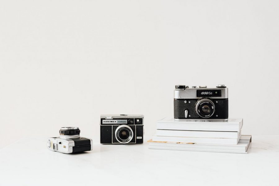 While vintage cameras are coveted collectors items for purists, old cell phones are designed to be quickly swapped out for the newer, better, faster model.