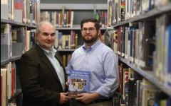DHS Teacher Matt Pavia Publishes Book - Signing Tomorrow Night at Darien Public Library