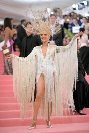 """According to the May 6, 2019 post on Harpersbazaar.com, Lady Gaga was number one on the """"Ten Best Celebrities at the Met Gala for 2019."""""""