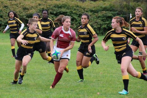 Girls Rugby Is Here!