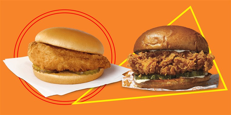 The battle of the SoNo line - can Popeye's dethrone Chik-Fil-a as teh Darien go to chicken sandwich?