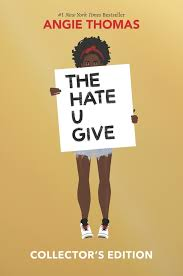 Cover for Angie Thomas's