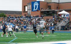 The Turkey Bowl Returns to Darien