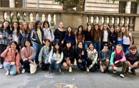 DHS says Goodbye to the Chinese Exchange Students