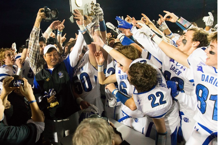 Thirteen Seasons and Three State Championships Later, Rob Trifone is Stepping Down as Head Coach for the Blue Wave
