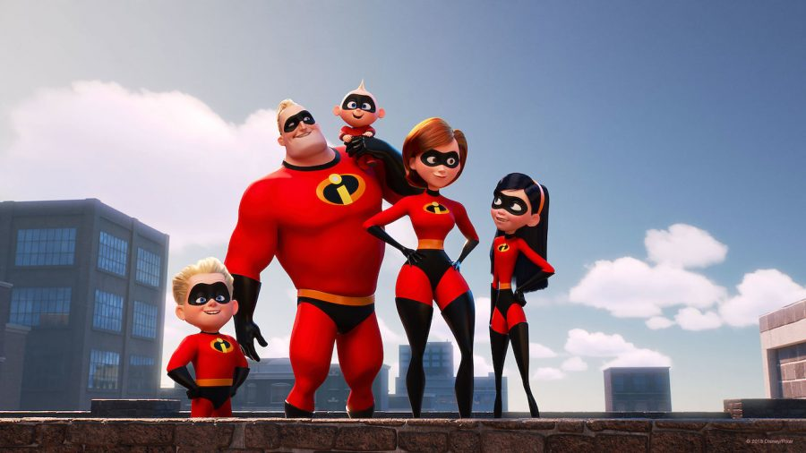 Incredibles 2 Was Exactly How The Title Describes it: Incredible