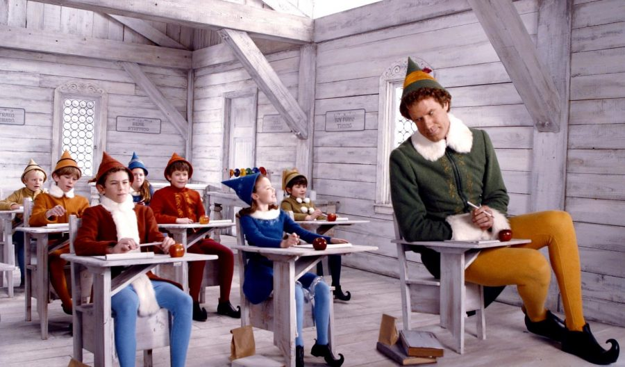 Elf: Behind the Scenes