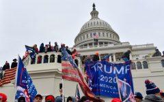 U.S. Capitol Breached January 6, 2021