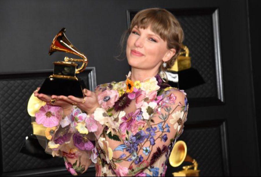 Taylor Swift Makes History At The 2021 Grammy Awards